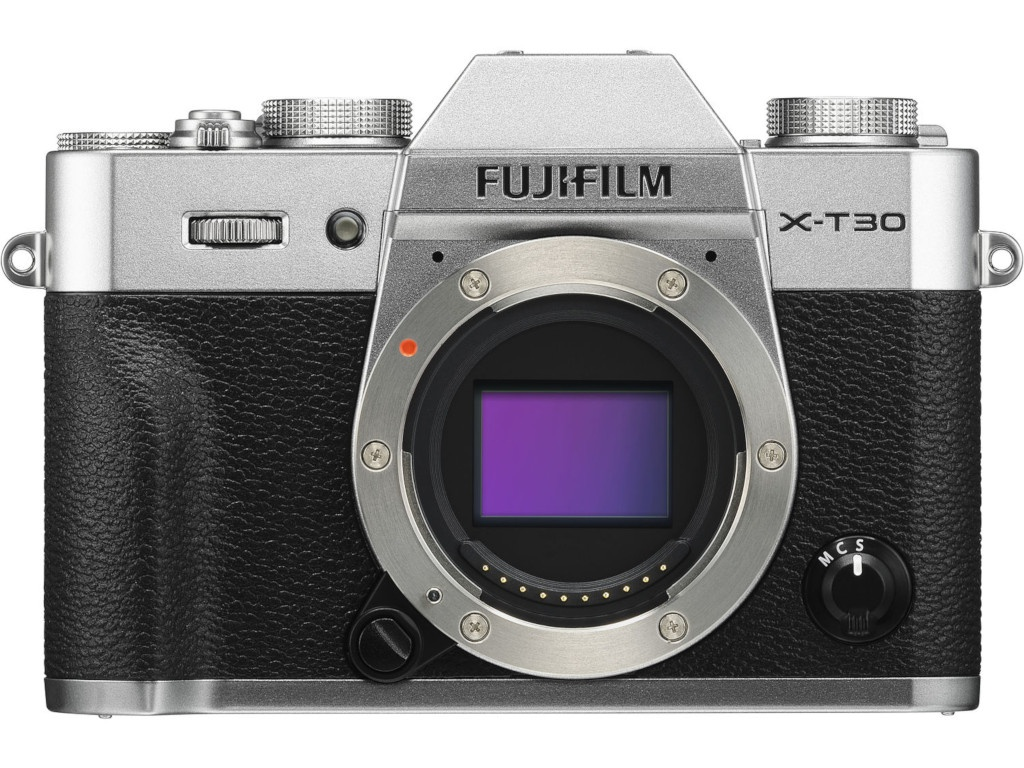 Фотоаппарат Fujifilm X-T30 Body Silver