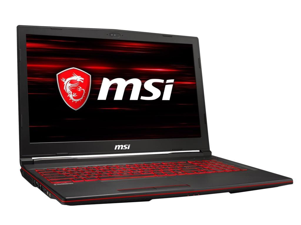 nvidia gtx 950 цена Ноутбук MSI GL63 8SC-019XRU 9S7-16P812-019 (Intel Core i5-8300H 2.3GHz/8192Mb/1000Gb/No ODD/nVidia GeForce GTX 1650 4096Mb/Wi-Fi/Bluetooth/Cam/15.6/1920x1080/DOS)