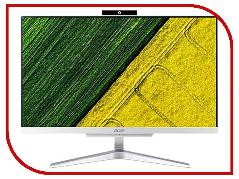 Купить Моноблок Acer Aspire C22-865 Black-Silver DQ.BBSER.010 (Intel Core i5-8250U 1.6 GHz/8192Mb/128Gb SSD/Intel HD Graphics/Wi-Fi/Bluetooth/21.5/1920x1080/Endless OS)