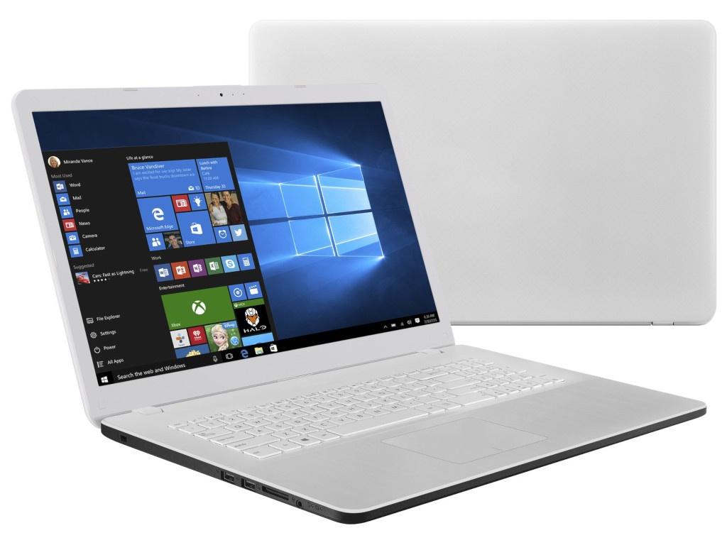 ноутбук asus vivobook r540ub dm619t intel core i3 7020u 2 3ghz 6144mb 1tb nvidia geforce mx110 2048mb wi fi bluetooth cam 15 6 1920x1080 windows 10 Ноутбук ASUS VivoBook X705UB-BX230T 90NB0IG3-M02570 (Intel Core i3-6006U 2.0Ghz/6144Mb/1000Gb/nVidia GeForce MX110 2048Mb/Wi-Fi/Bluetooth/Cam/17.3/1600x900/Windows 10 64-bit)