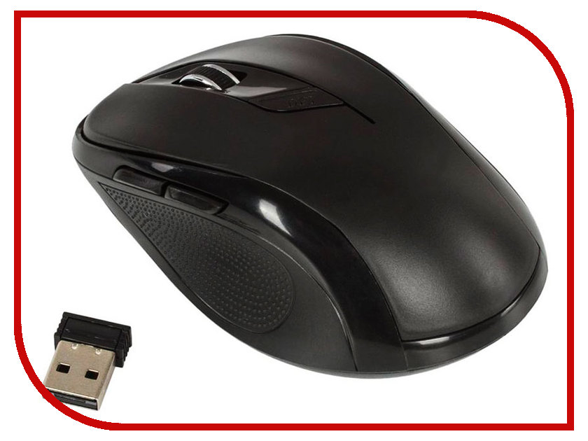 Купить Мышь Sonnen M-693 Black 512645