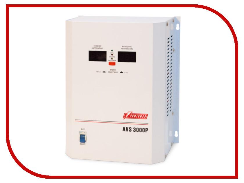 Купить Стабилизатор PowerMan AVS 3000 P