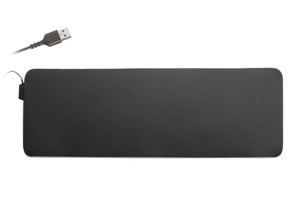 Коврик Steelseries QcK Prism Cloth XL Black 63826