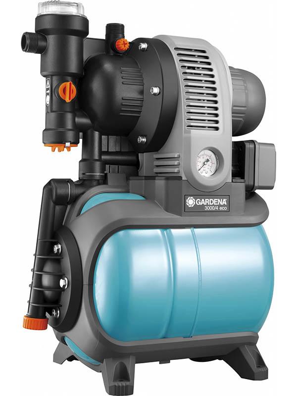 Купить Насосная станция GARDENA 3000/4 eco Classic 01753-20, 3000/4 Classic Eco