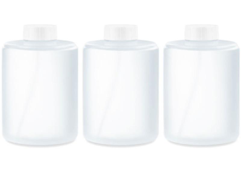 Комплект сменных блоков Xiaomi для дозатора Mijia Automatic Foam Soap Dispenser White 3шт
