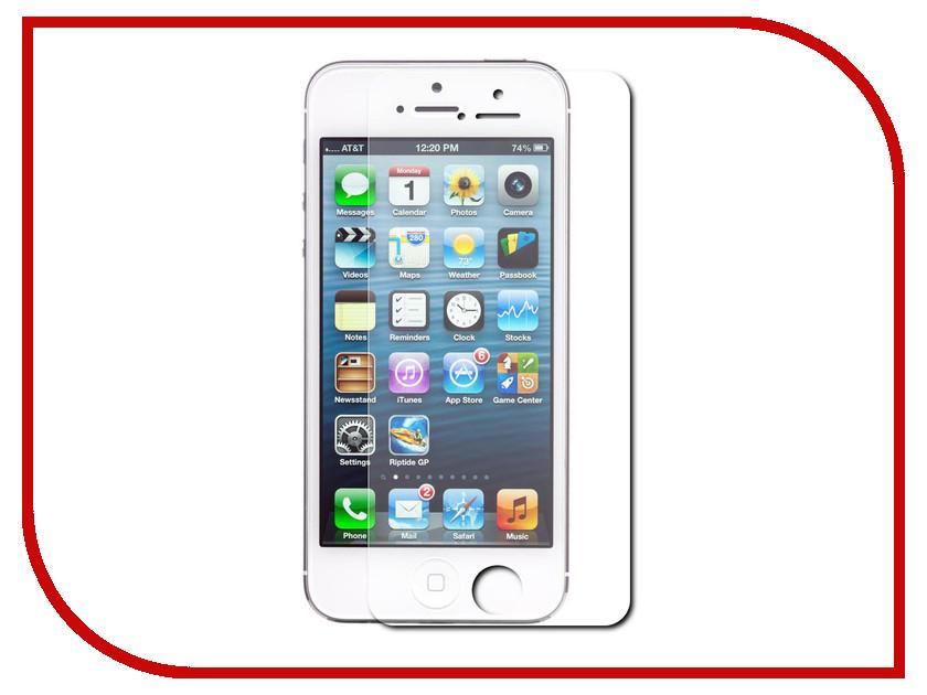 Купить Аксессуар Защитное стекло для APPLE iPhone 5 / 5S Krutoff 0.26mm 20347
