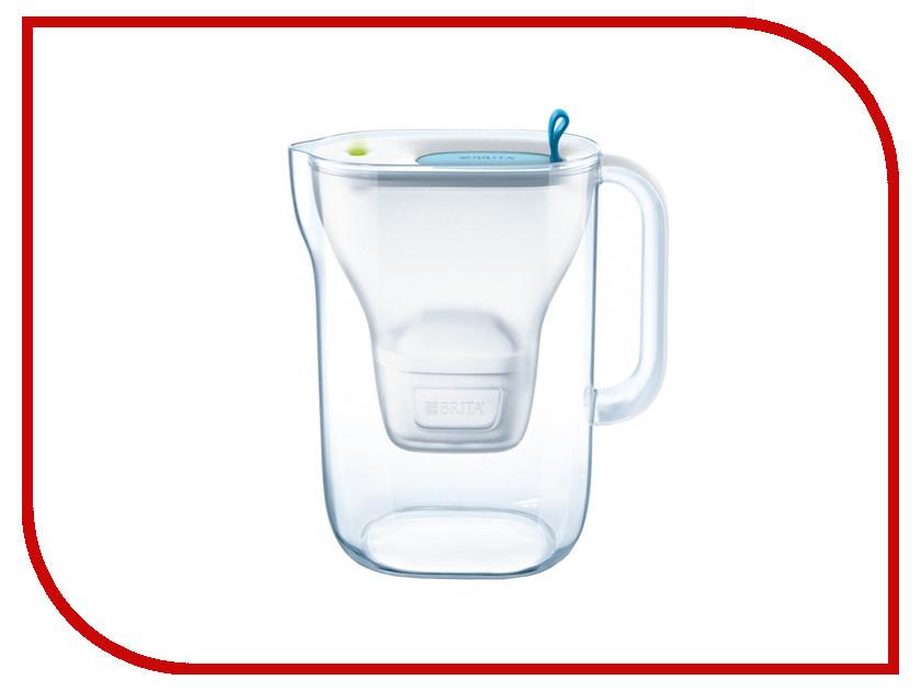 Купить Фильтр для воды Brita Style MX+ LED Blue, Германия