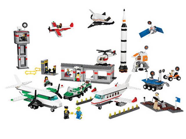 Купить LEGO Education PreSchool DUPLO Космос и аэропорт 9335