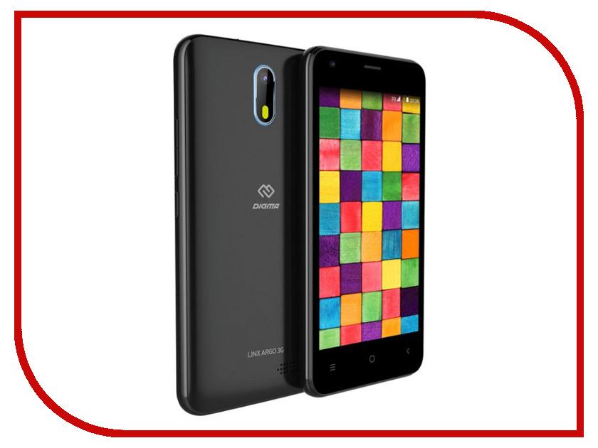 Купить Сотовый телефон Digma LINX ARGO 3G Black