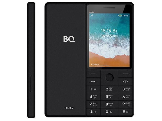 Купить Сотовый телефон BQ 2815 Only Black