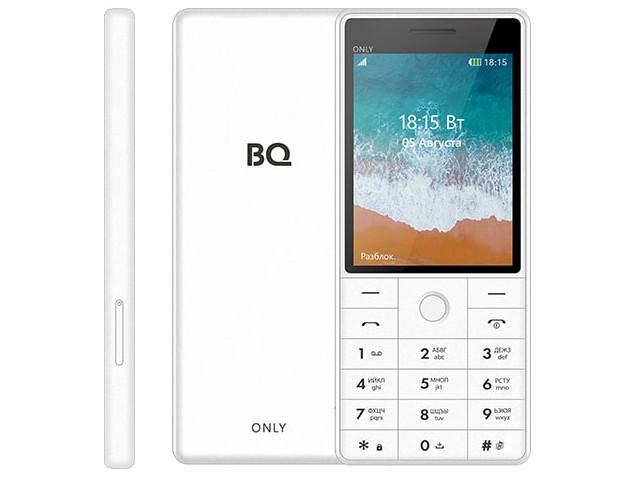 Купить Сотовый телефон BQ 2815 Only White, 2817 Only