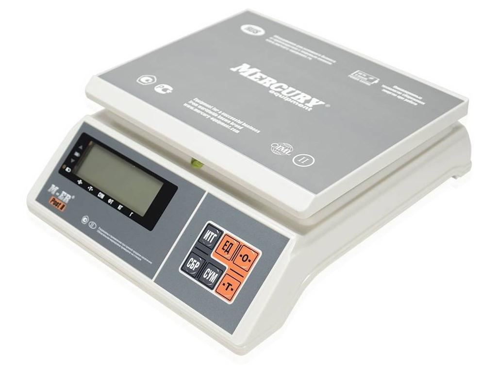 Весы Mertech M-ER 326AFU-15.1 LED