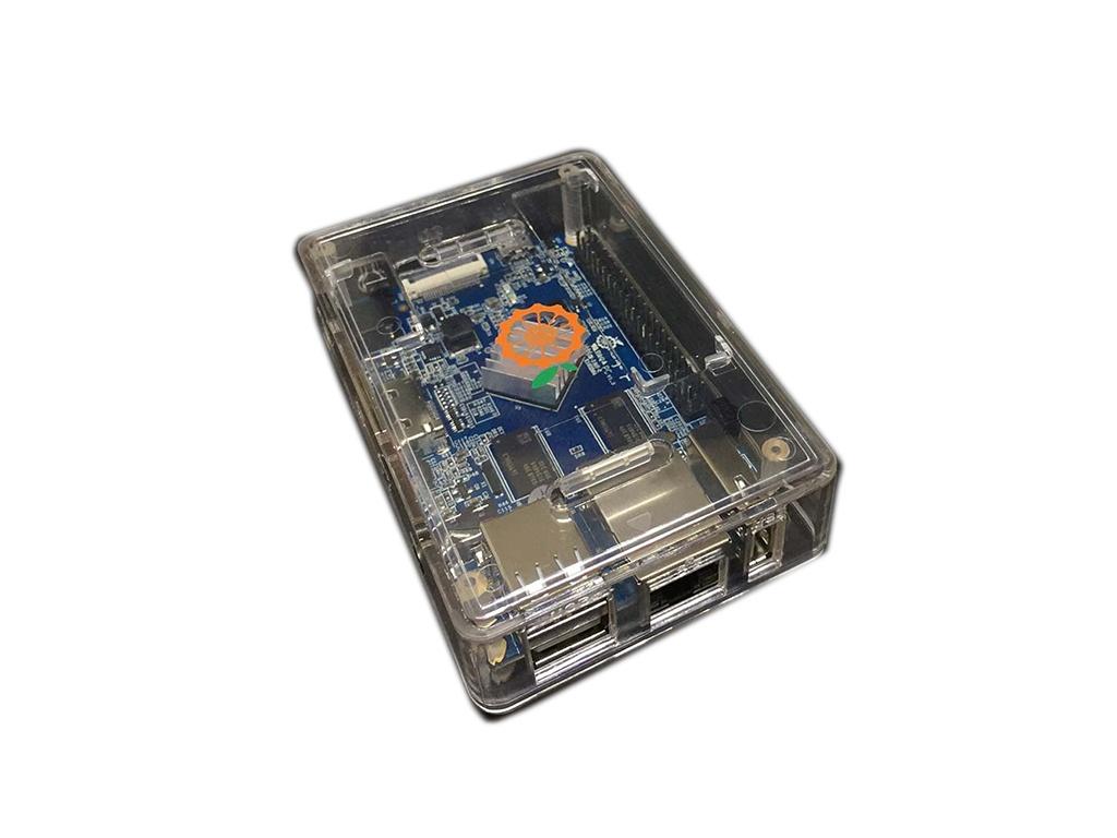onlime card Мини ПК Orange Pi PC /SD card 8Gb/OS Android/кабель/BOX
