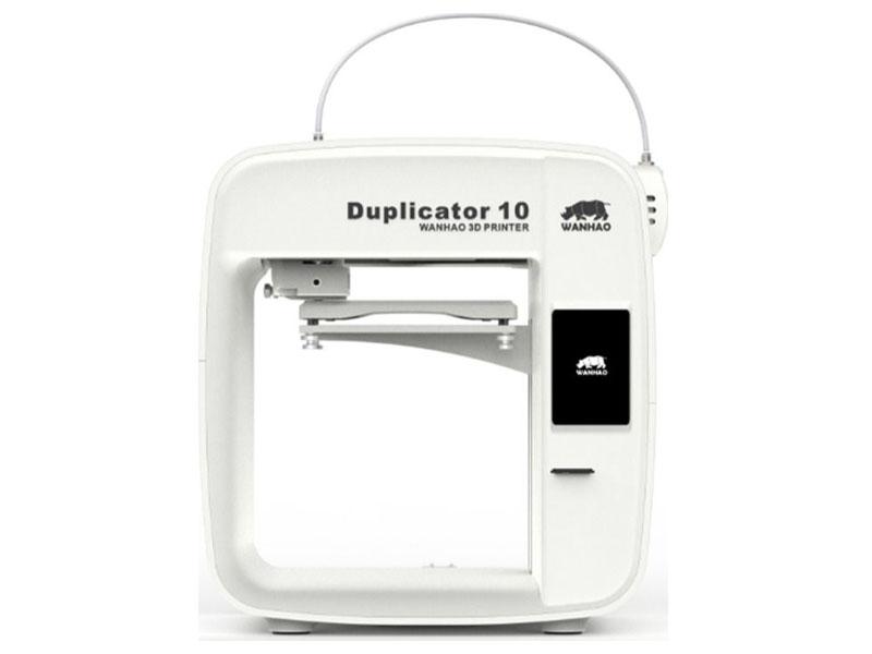 купить дешевый черно белый принтер 3D принтер Wanhao Duplicator 10