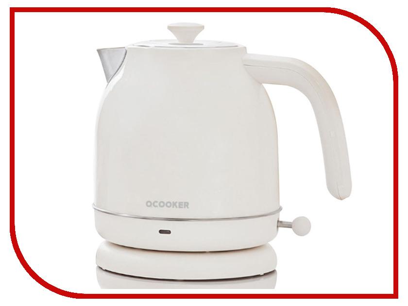 Купить Чайник Xiaomi Ocooker Retro Electric Kettle White