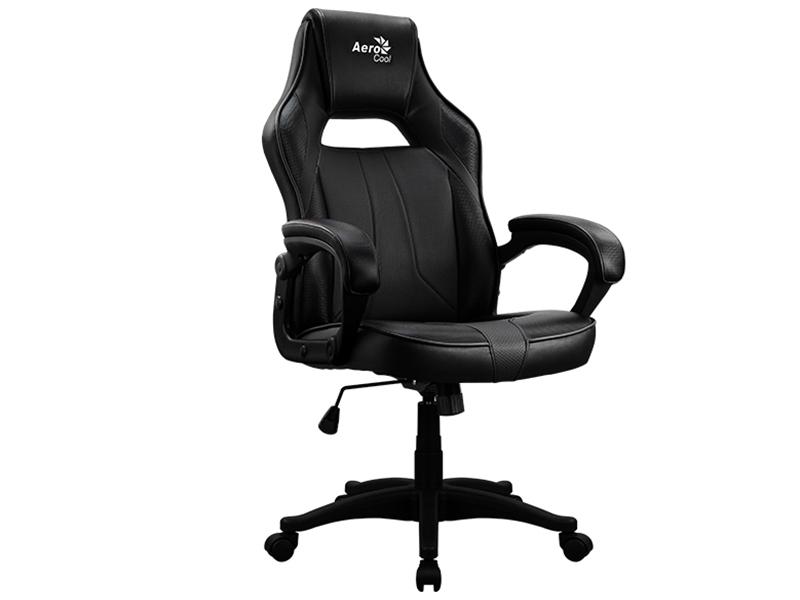 компьютерное кресло aerocool ac40c air black red Компьютерное кресло AeroCool AC40C AIR All Black