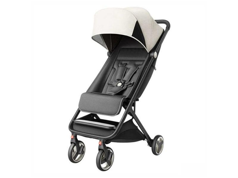 машинка для стрижки волос xiaomi mitu baby hair clipper white Коляска Xiaomi MITU Baby Folding Stroller Grey