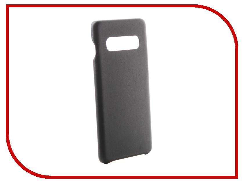 Купить Аксессуар Чехол G-Case Slim Premium для Samsung Galaxy S10 Plus Black GG-1024