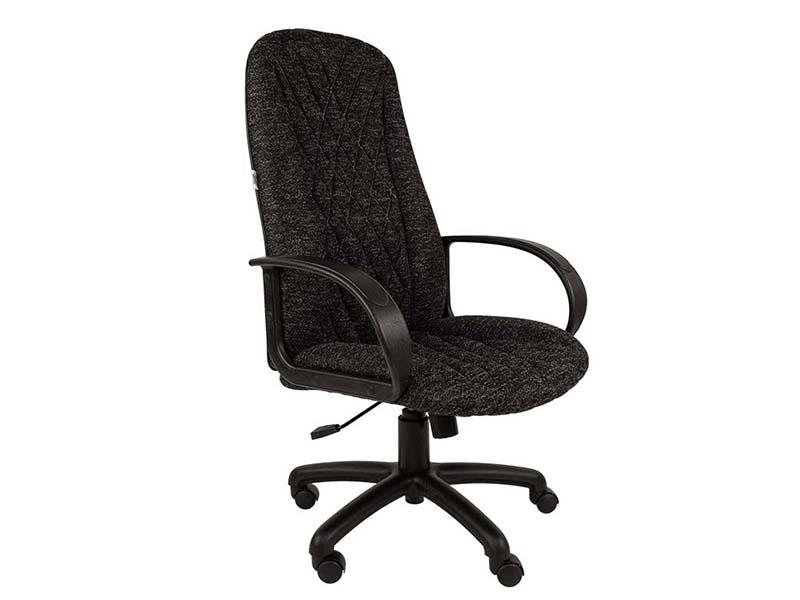 купить русские народные сказки Компьютерное кресло Русские кресла РК 187 SY Black