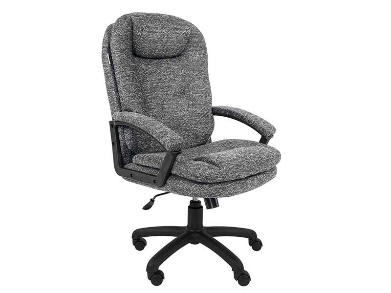 купить русские народные сказки Компьютерное кресло Русские кресла РК 168 SY Black-Light Grey