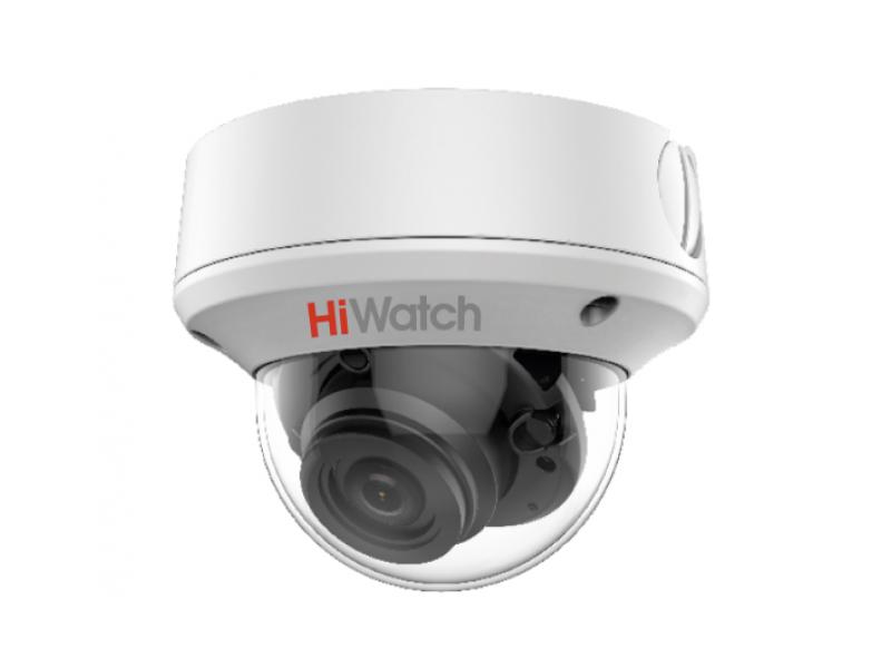 аналоговая камера hiwatch ds t251 2 8mm Аналоговая камера HiWatch DS-T208S 2.7-13.5mm
