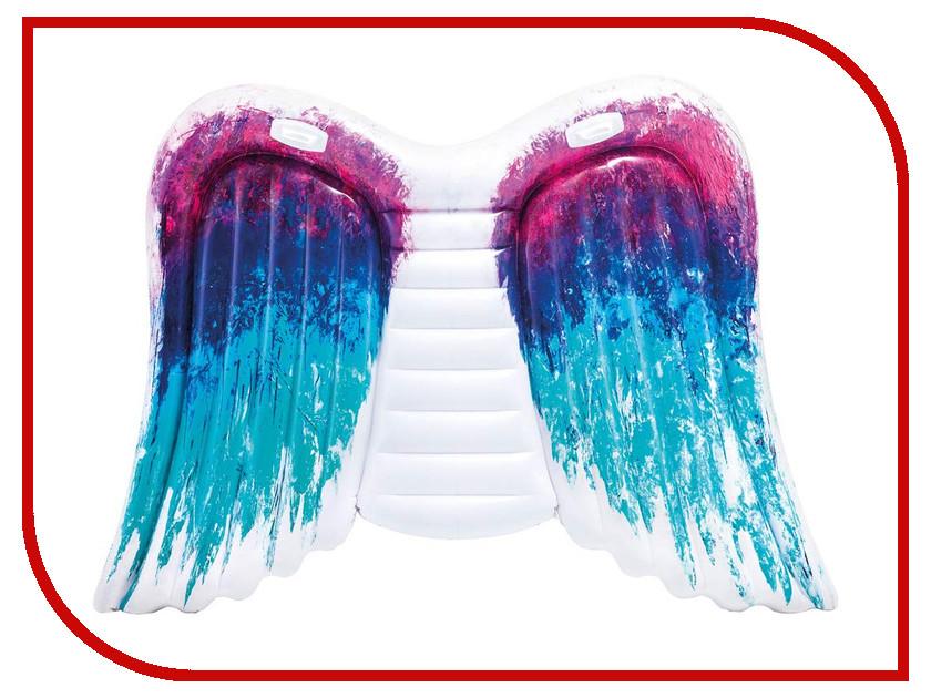 Купить Надувной матрас Intex Крылья ангела 251x160cm с58786