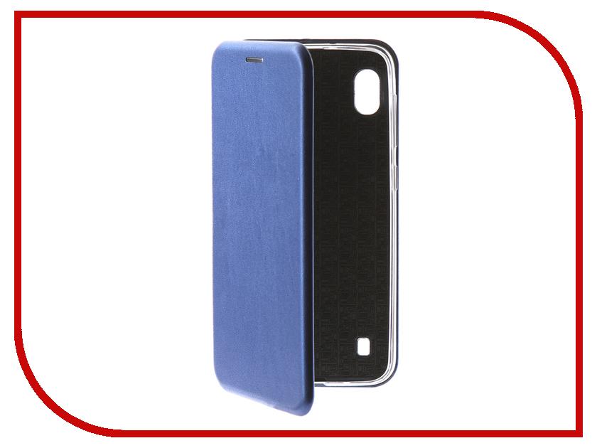 Купить Аксессуар Чехол Neypo для Samsung Galaxy A10 2019 Premium Blue NSB11573