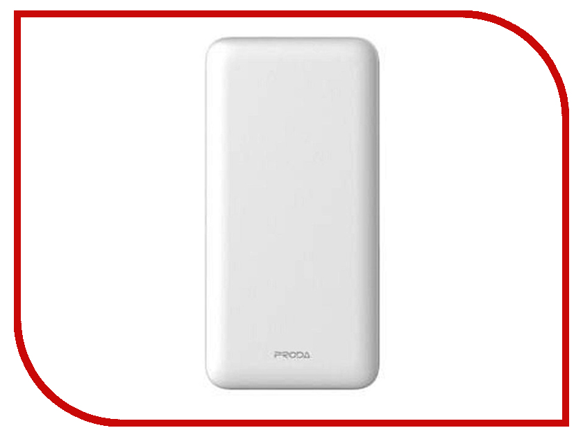 Купить Аккумулятор Remax Power Bank Proda PD-P12 10000mAh Hanjon White