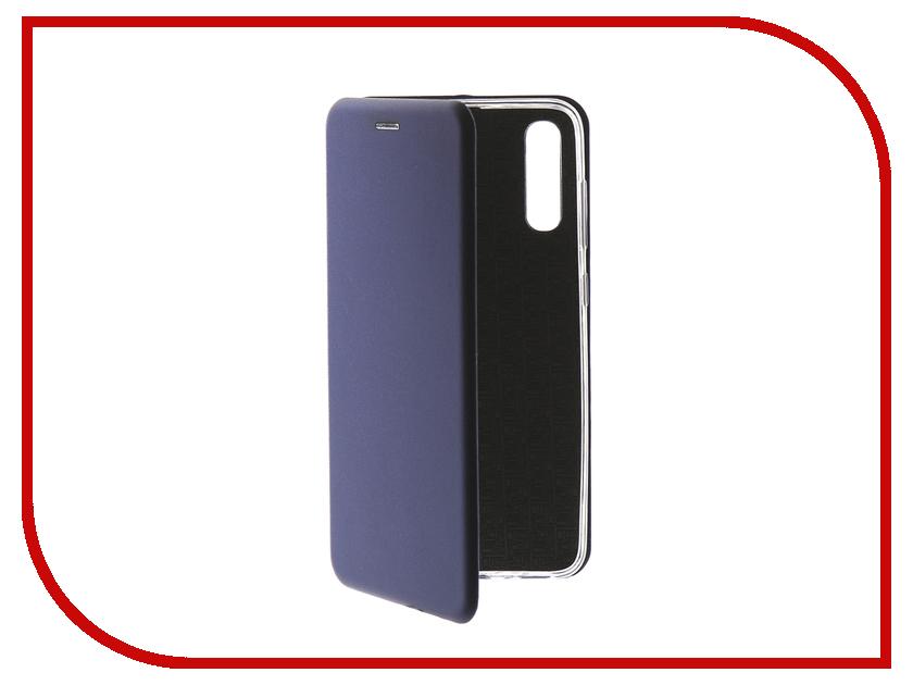 Купить Аксессуар Чехол Neypo для Samsung Galaxy A70 2019 Premium Blue NSB11650