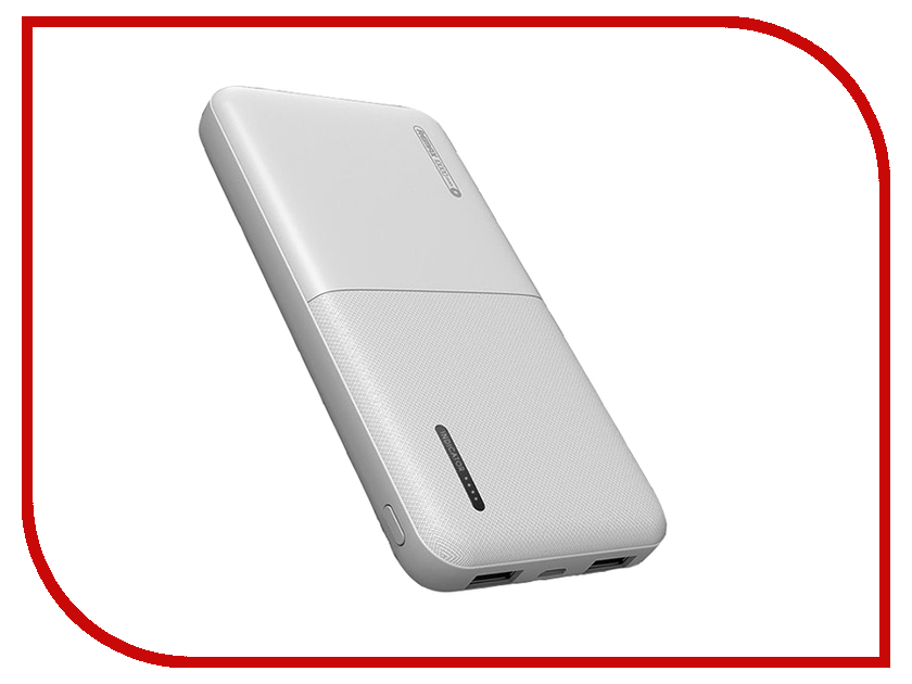 Купить Аккумулятор Remax Power Bank RPP-124 10000mAh Linon-2 White