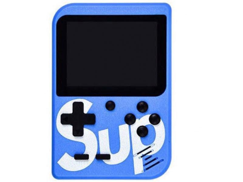 Купить Игровая приставка Palmexx Sup Game Box 400 in 1 Blue PX/GAME-SUP-400-BLU