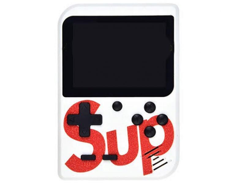 Игровая приставка Palmexx Sup Game Box 400 in 1 White PX/GAME-SUP-400-WHT