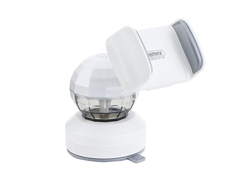 магнитный держатель для ножей tima 330x45mm grey pmk 2 Держатель Remax RM-C35 Aroma White-Grey