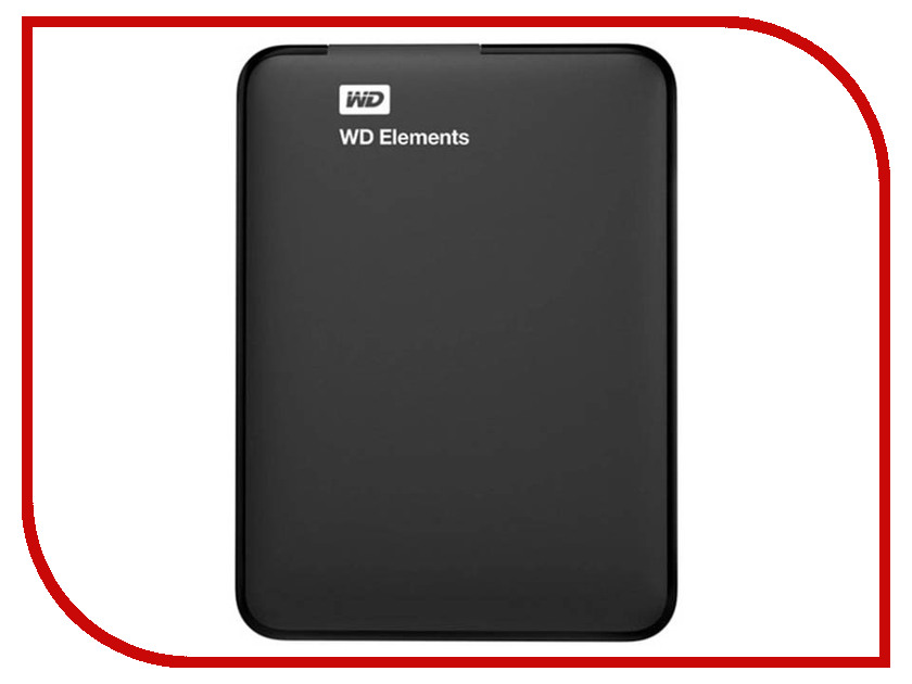 Купить Жесткий диск Western Digital USB 3.0 1Tb Black WDBMTM0010BBK-EEUE