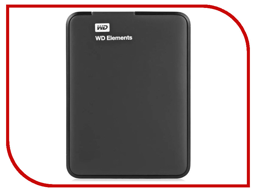 Купить Жесткий диск Western Digital USB 3.0 500Gb Black WDBMTM5000ABK-EEUE