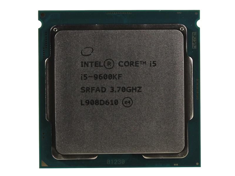 Процессор Intel Core i5-9600KF (3700Mhz/LGA1151/L3 9216Kb) OEM