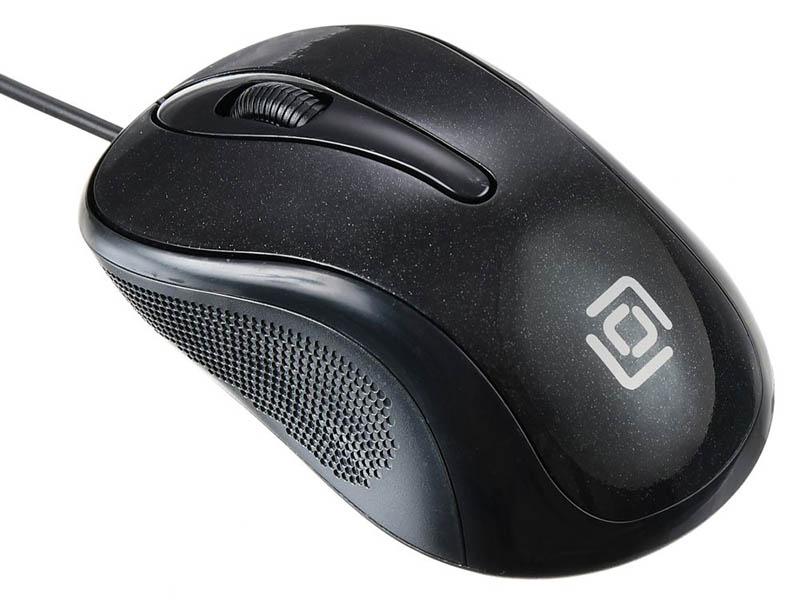Мышь Oklick 385M Black USB