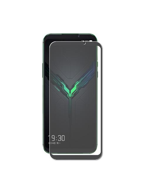 аксессуар защитное стекло mobius для xiaomi mi max 2 3d full cover black Аксессуар Защитное стекло Mobius для Xiaomi Black Shark 2 3D Full Cover Black 4232-280
