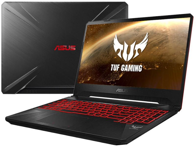 nvidia gtx 950 цена Ноутбук ASUS ROG FX505DT-AL027T 90NR02D2-M02020 (AMD Ryzen 7 3750H 2.3GHz/8192Mb/512Gb SSD/No ODD/nVidia GeForce GTX 1650 4096Mb/Wi-Fi/Cam/15.6/1920x1080/Windows 10 64-bit)