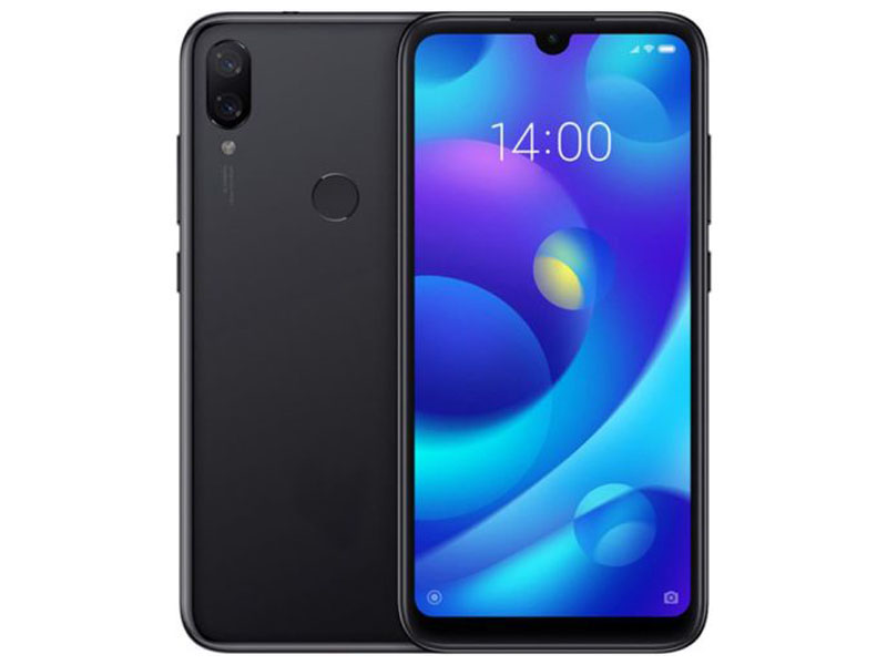 mi max 2 64gb Сотовый телефон Xiaomi Mi Play 4/64GB Black