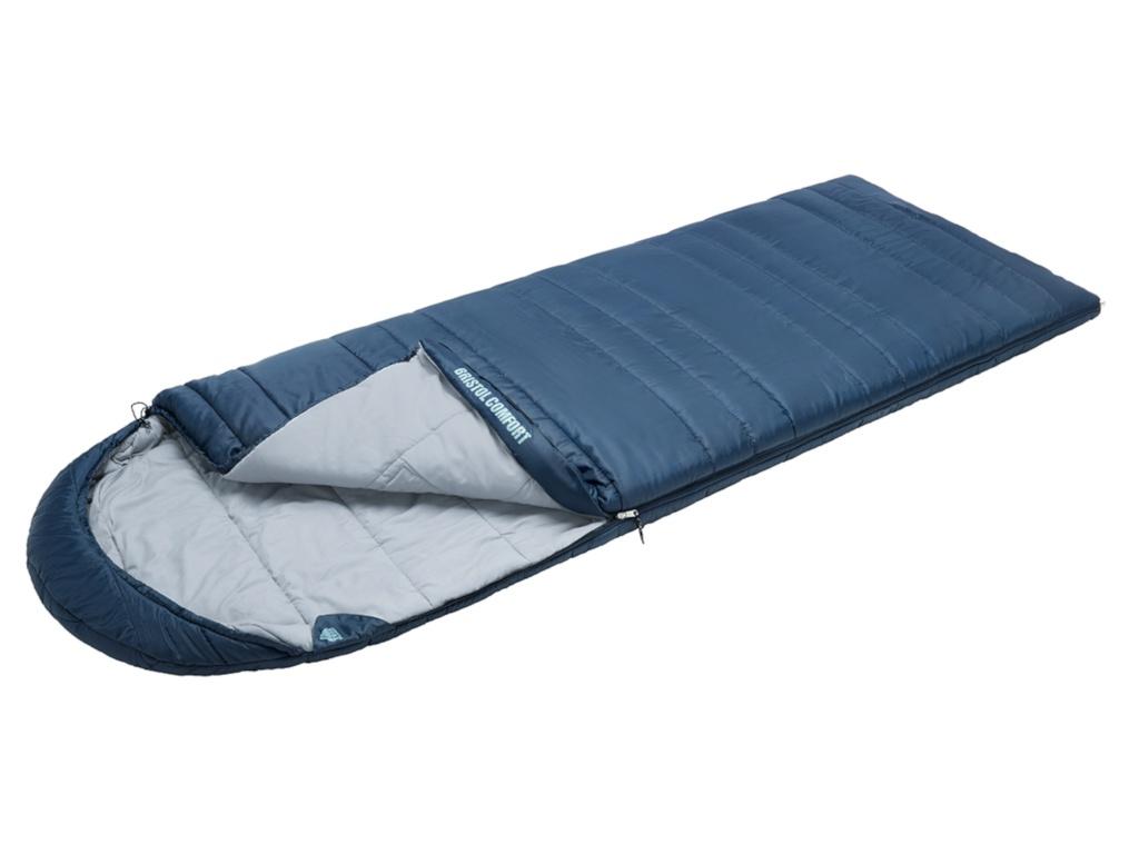велоперчатки polednik f 3 р 10 l blue pol f 3 l blu Cпальный мешок Trek Planet Bristol Comfort Blue 70373-L