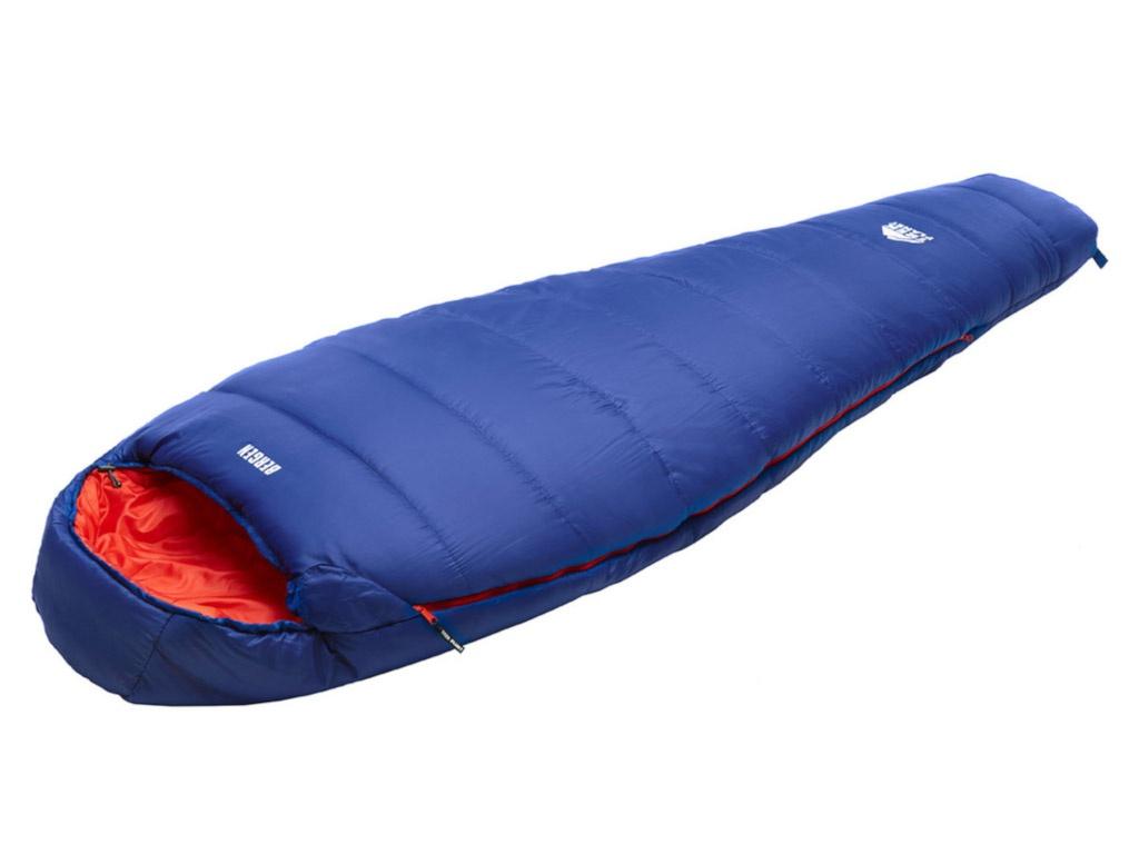 велоперчатки polednik f 3 р 10 l blue pol f 3 l blu Cпальный мешок Trek Planet Bergen Blue 70355-L