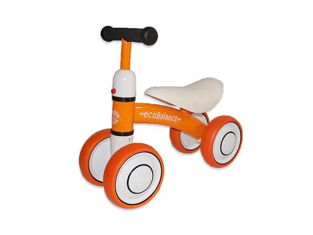 велоперчатки polednik baby р 4 orange pol baby 4 org Беговел EcoBalance Baby Orange