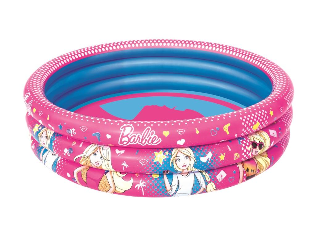 Купить Детский бассейн BestWay Barbie 122x30cm 93205 BW