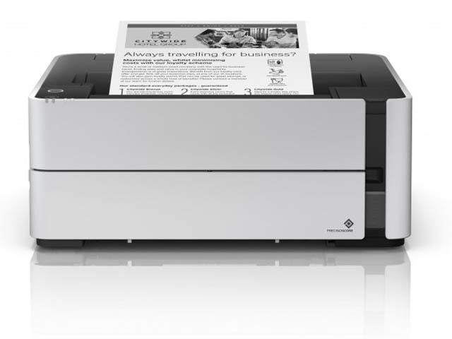 купить дешевый черно белый принтер Принтер Epson EcoTank ET-M1140