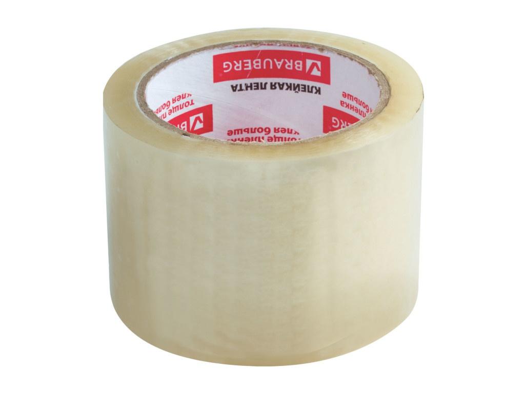 Купить Клейкая лента Brauberg 72mm x 66m 440077