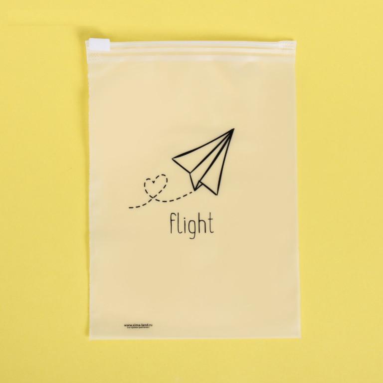 Пакет для хранения вещей Дарите Счастье Flight 9x16cm 3929653