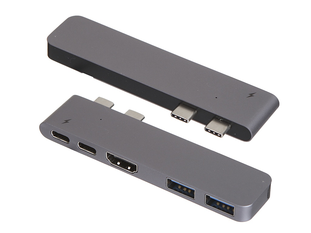 маска сварщика foxweld корунд 2 blue Хаб Baseus Thunderbolt C+ Dual Type-C - USB 3.0/HDMI/Type-C Female HUB Converter Deep Space Grey CAHUB-B0G