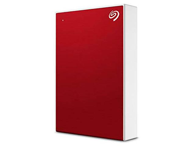 surefire backup Жесткий диск 5Tb - Seagate Backup Plus Portable Red STHP5000403