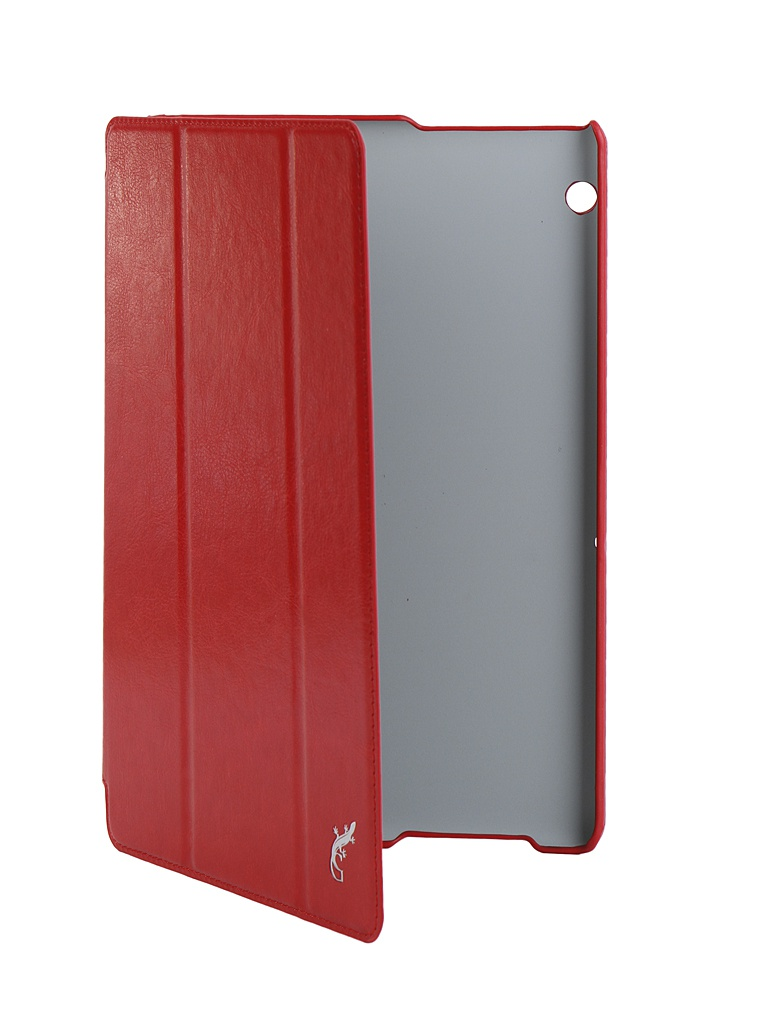 Чехол G-Case для Huawei MediaPad T5 10 Slim Premium Red GG-1048